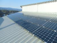 太陽光発電|太陽光発電設置事例-住宅用|写真3|高知|太陽光|オール電化|有限会社 サンクオリティ