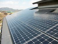 太陽光発電|太陽光発電設置事例-住宅用|写真4|高知|太陽光|オール電化|有限会社 サンクオリティ