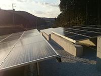 有限会社 サンクオリティ|高知|太陽光|オール電化|オール電化|太陽光設置事例|産業用1