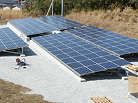 有限会社 サンクオリティ|高知|太陽光|オール電化|オール電化|太陽光設置事例|産業用2