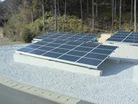 有限会社 サンクオリティ|高知|太陽光|オール電化|オール電化|太陽光設置事例|産業用4